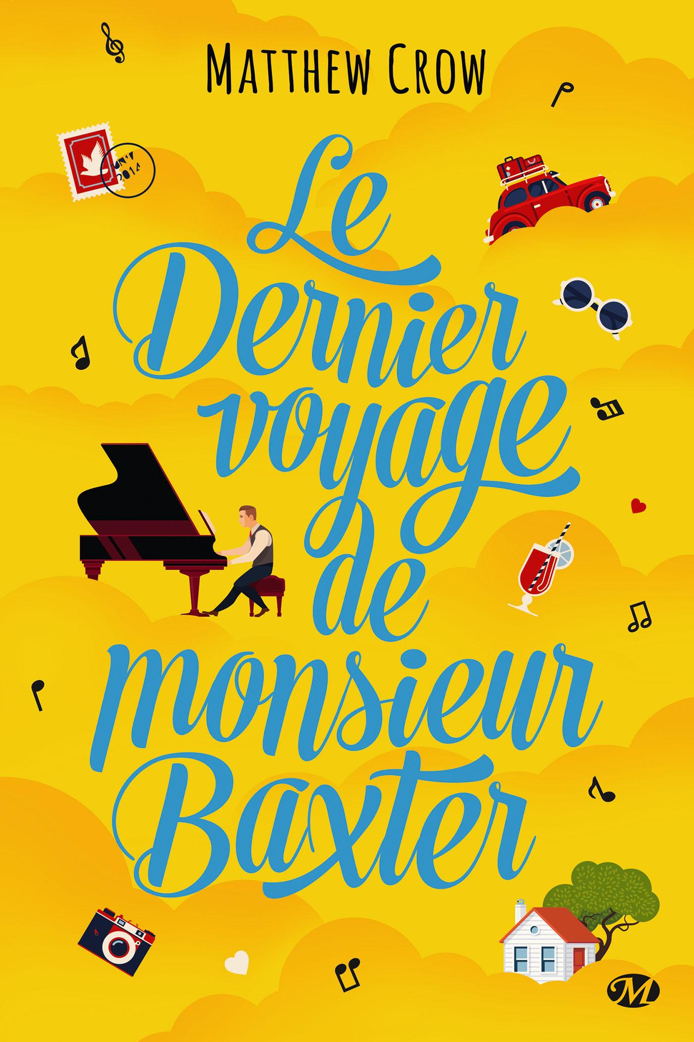 Le Dernier Voyage de monsieur Baxter
