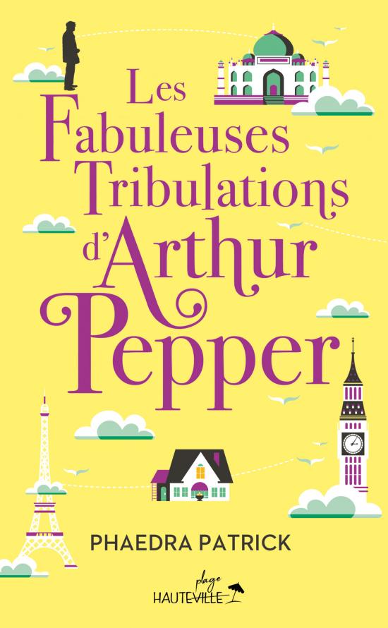 Les Fabuleuses tribulations d'Arthur Pepper (Collector)