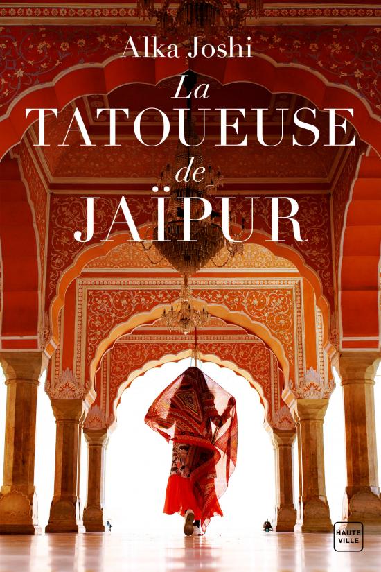 La Tatoueuse de Jaipur